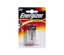 =ENERGIZER Alkaline - MAX E522 9V 1pcs