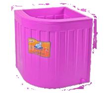 =Walrus Bak Air Oval Pink