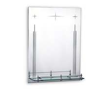 =GLOBAL Cermin - GLB 115 45x60 Glass