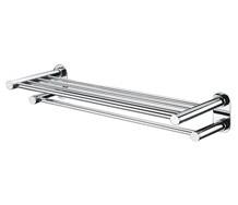 =TOTO TX726AE Combination Towel Shelf and Towel Bar