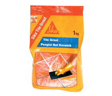 SIKA TILE GROUT GREY