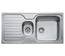 Teka Sink Classic 11 2B 1D