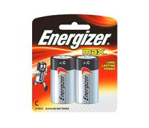 =ENERGIZER Alkaline - MAX E93 C BP2 Max 2pcs
