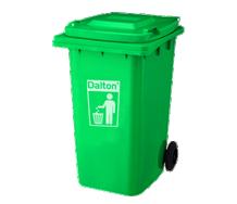 =DALTON Tempat Sampah - LXD100C Green L47xw52xH81cm
